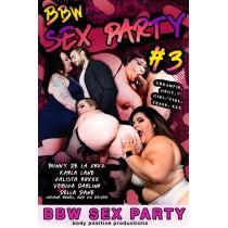 BBW Sex Party #3