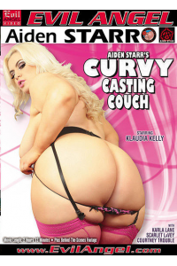 Signed Copy of Curvy Casting Couch & Gift