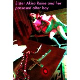 Sister Akira Raine and her Possessed Altar Boy