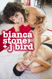 Bianca Stone and J Bird