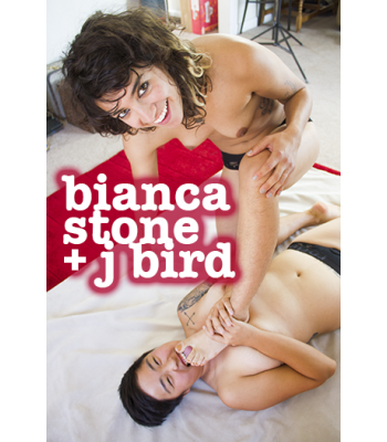 Foot Fucking Bianca and J Bird
