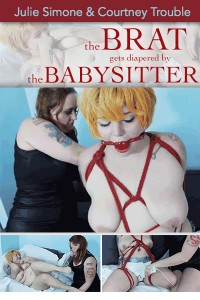 Brat Girl Diaper Punishment