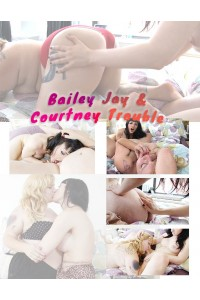 Bailey Jay and Courtney Trouble